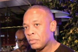 Dr. Dre is still in the ICU about a week after his brain aneurysm