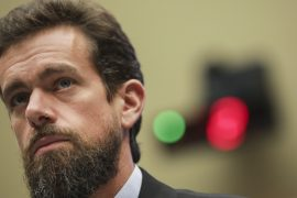 Jack Dorsey tweets on Twitter about Trump banning from NPR