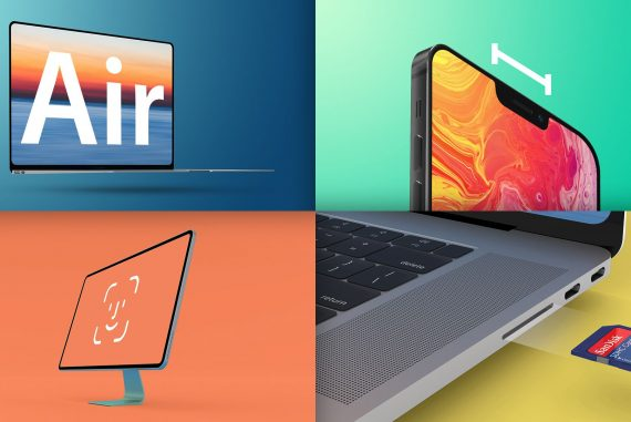 Hot news: MacBook Air is 'thinner and lighter', iPhone 13 is smaller, iOS 14.4 in