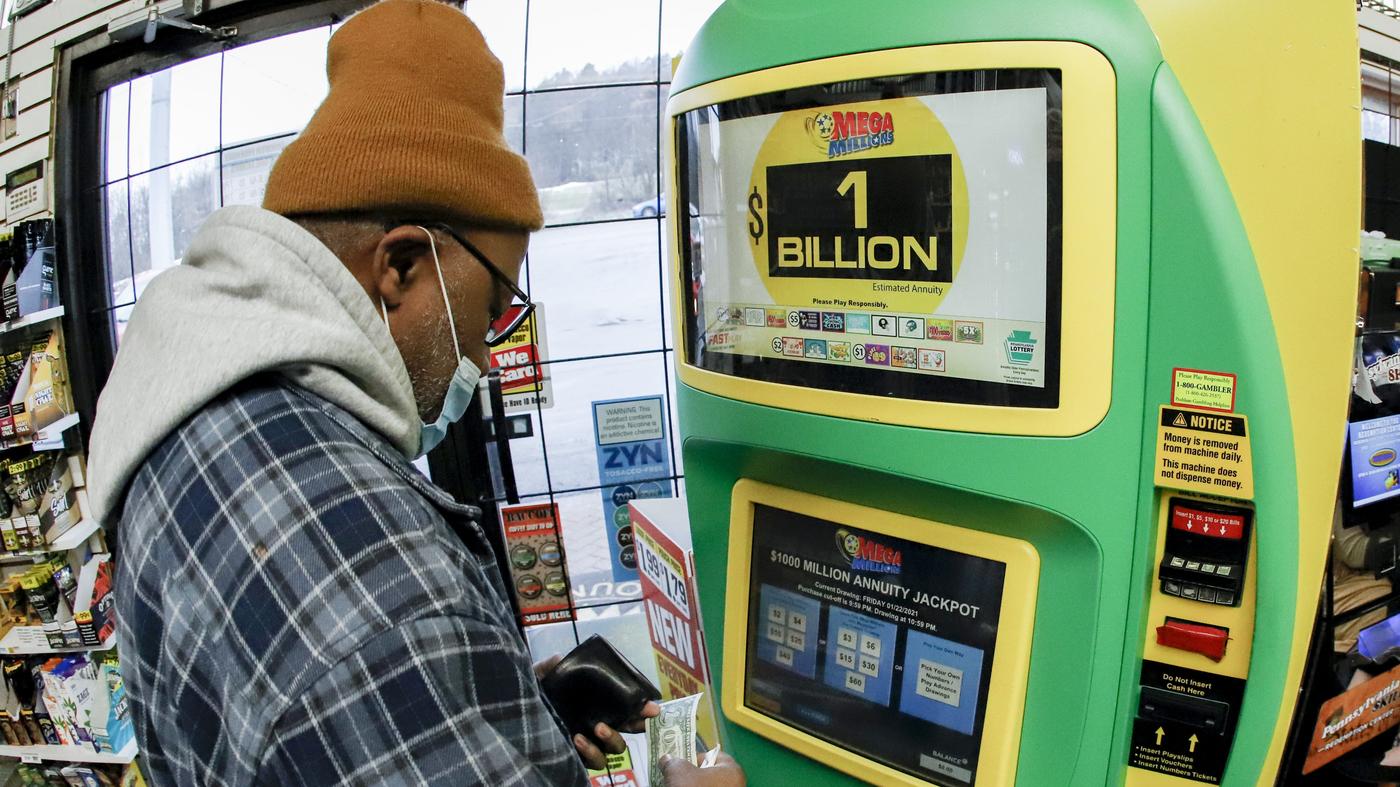 Someone in Michigan just won a billion dollars: NPR