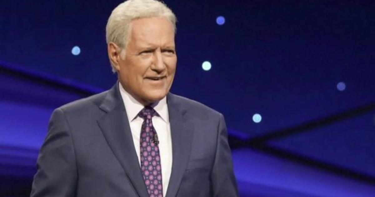 "Alex Trebek's latest movie ""Jeopardy!""  The episode ends with an emotional tribute"