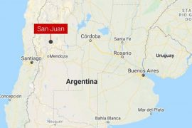 Argentina earthquake: 6.4 earthquake strikes San Juan Province, no tsunami warning issued