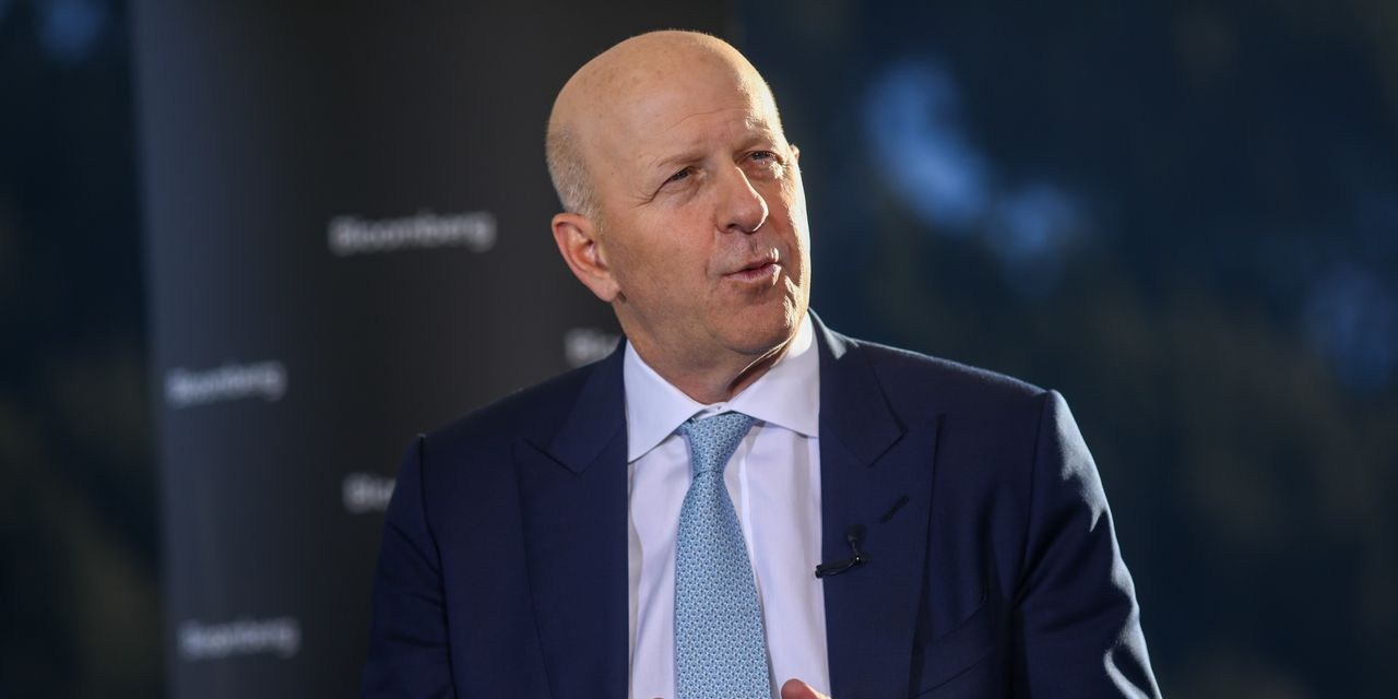 David Solomon, CEO of Goldman, cuts his salary of $ 10 million for the 1MDB scandal