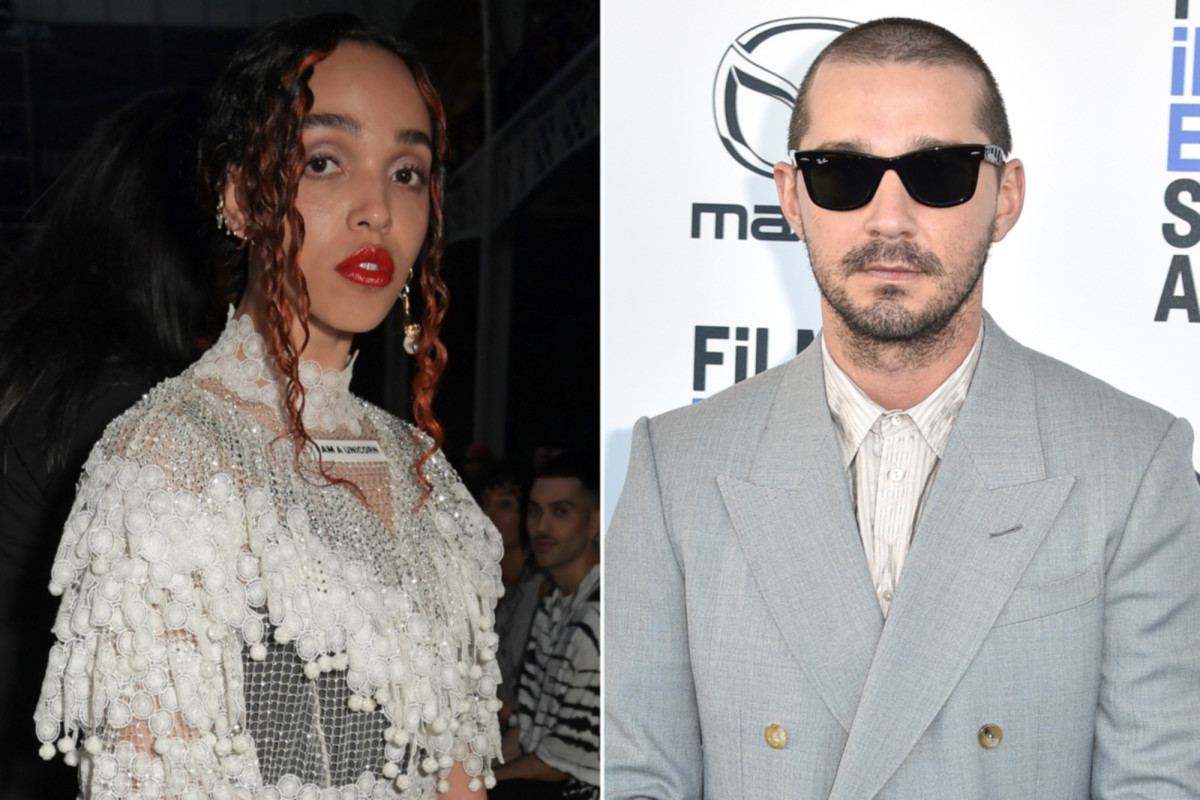 FKA Twigs says Shia LaBeouf forbade her from making eye contact with men