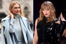 Fans believe that Taylor Swift's new songs are about Karlie Kloss