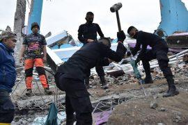 Indonesia earthquake kills dozens and injures hundreds