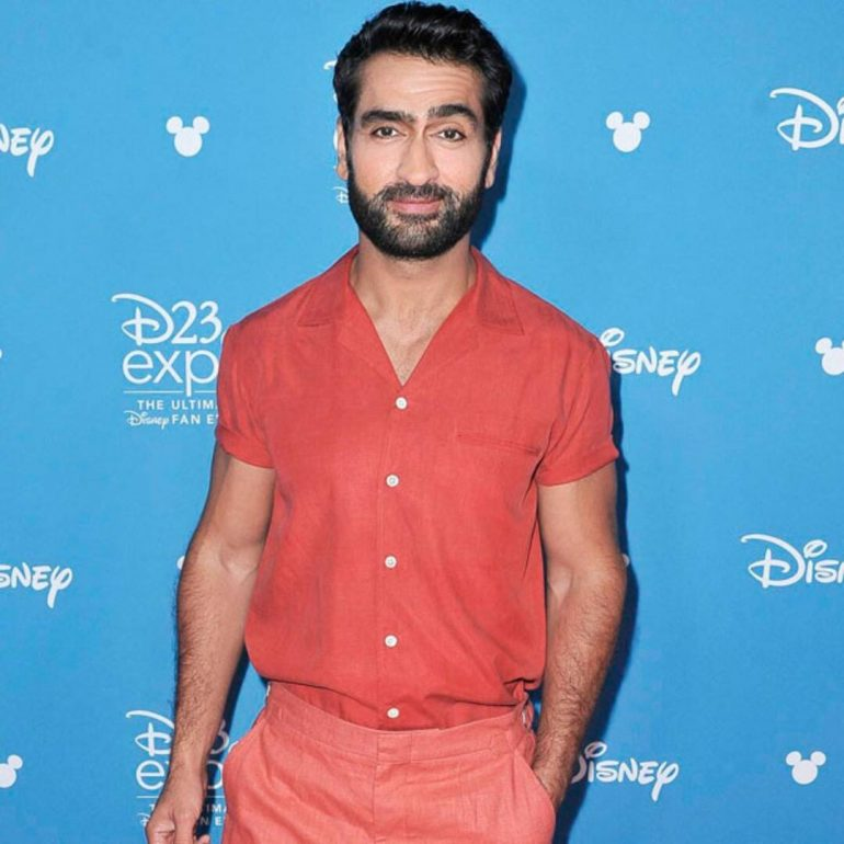 Kumail Nanjiani vacation photos sparked a controversy over his physique