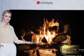 LG Display announces its smallest OLED TV panel to date