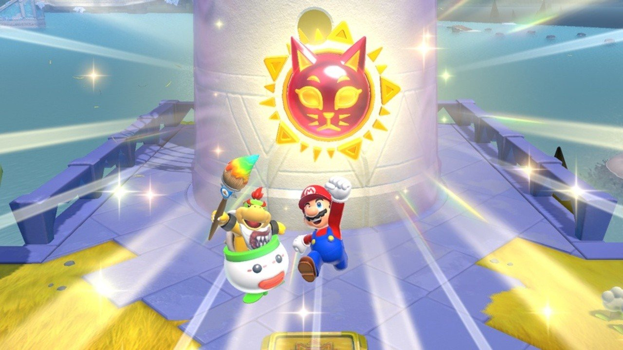 Looks like you'll be able to adjust how much Bowser Jr.  In the new add-on for Super Mario 3D World