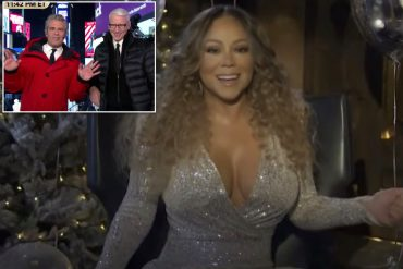 Mariah Carey teaches Andy Cohen on her songwriting skills