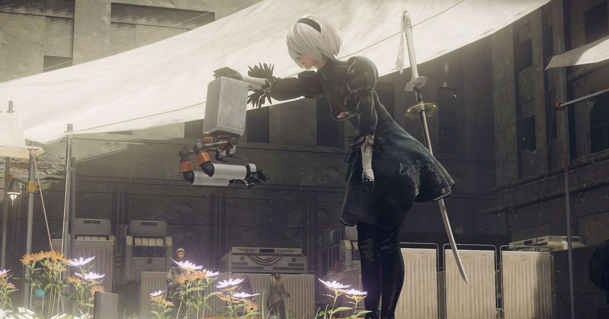 Nier: Automata's latest secret is found, over 3 years later