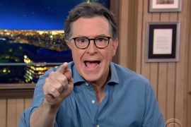 "Stephen Colbert rages on Republicans calling for ""unity"" after the Capitol riot"