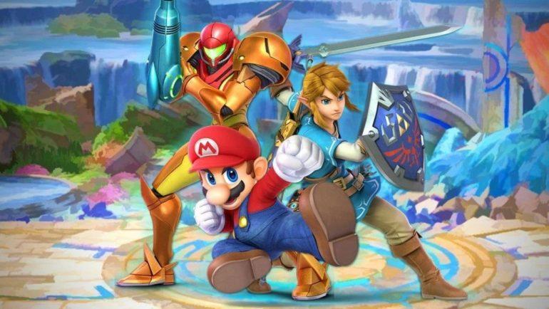 Super Smash Bros.  Ultimate DLC keeps exposing fan theories